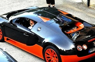 Bugati Veyron SuperSport