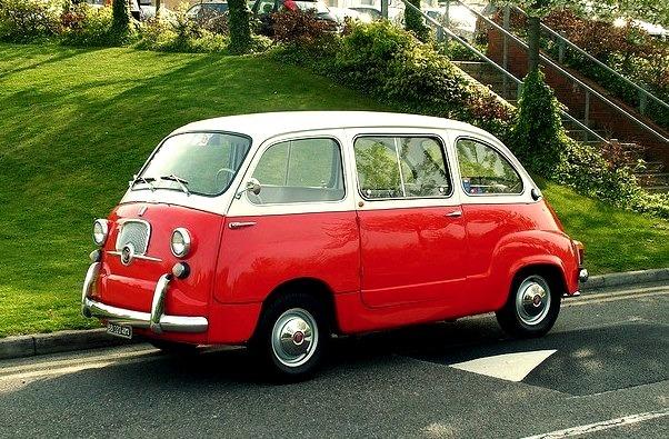 Fiat 600 multipla