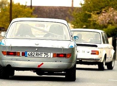 BMW 3.0 CS and 2002 Turbo