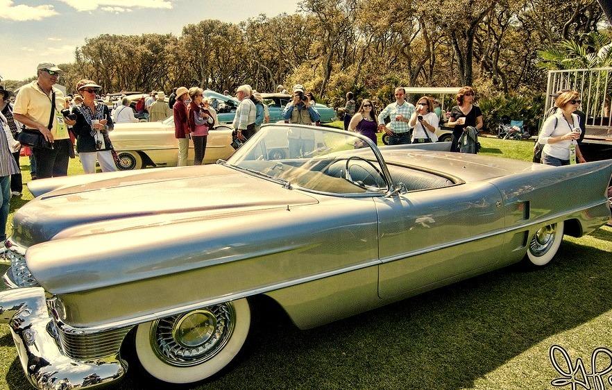 53 Cadillac LeMans Concept
