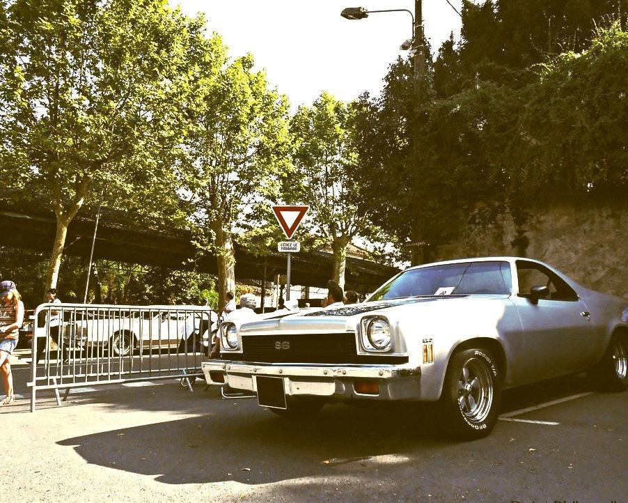 Chevrolet El Camino SS 350